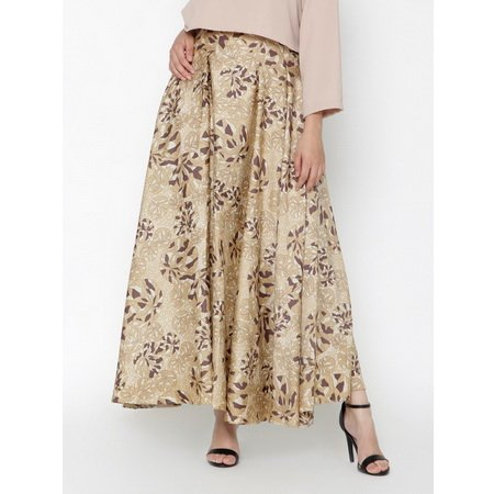 KAMI IDEA - Soka Skirt Light Brown