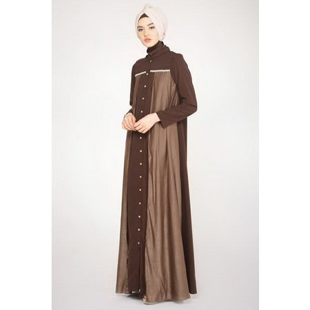 Mezora - Gamis Dress Wanita Qamira Dress Couple